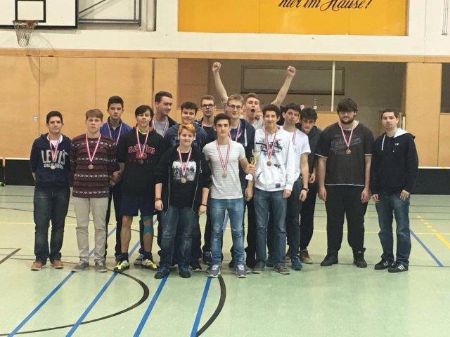 Spiel um Platz 3 in der österreichischen U-19 Meisterschaft gegen Zell