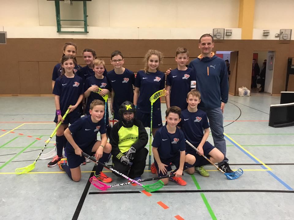 U13 holt sich den 3. Platz in der österreichischen Meisterschaft