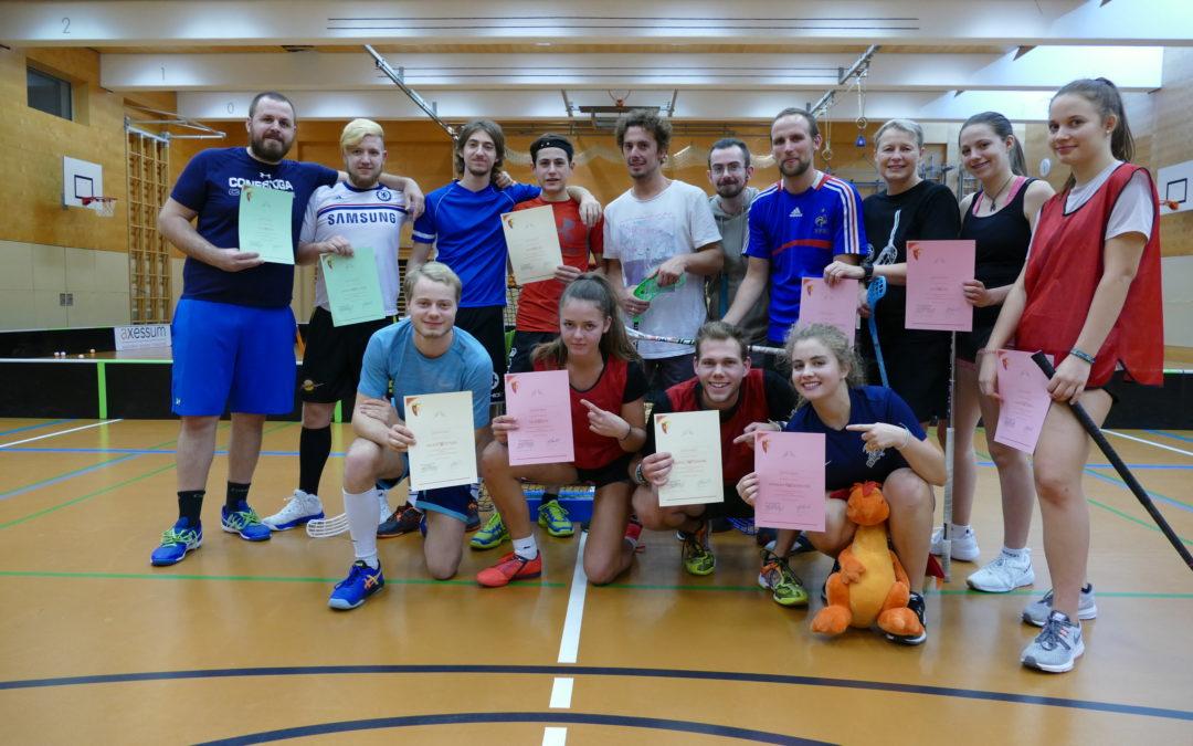 Floorball Übungsleiterkurs
