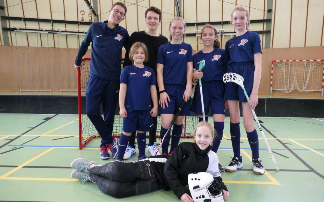 FBC Dragons U14 Mädchen erfolgreich in der österreichischen Meisterschaft