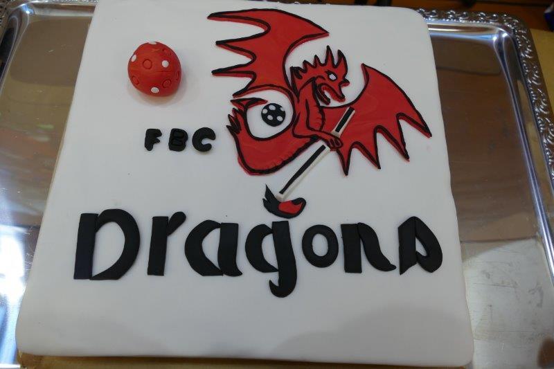 Fotos vom 5. Geburtstag des FBC Dragons